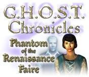 Feature screenshot game G.H.O.S.T Chronicles: Phantom of the Renaissance Faire
