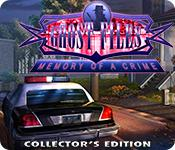 Feature screenshot game Ghost Files: Memory of a Crime Collector's Edition