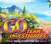 Feature screenshot game GO Team Investigates 2: Holiday at Cedar Creek Piers