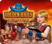 Feature screenshot game Golden Rails: Small Town Story Collector's Edition