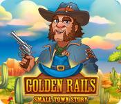 Funzione di screenshot del gioco Golden Rails: Small Town Story