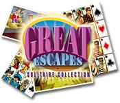 Feature screenshot game Great Escapes Solitaire Collection