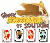 Feature screenshot game Greek Goddesses of Solitaire