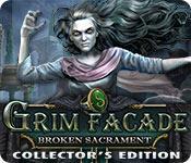 Feature screenshot game Grim Facade: Broken Sacrament Collector's Edition