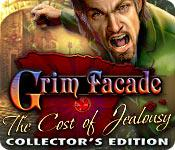 Feature screenshot game Grim Facade: Cost of Jealousy Collector's Edition