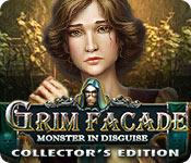 Feature screenshot game Grim Facade: Monster in Disguise Collector's Edition