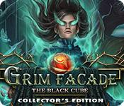 Feature screenshot game Grim Facade: The Black Cube Collector's Edition