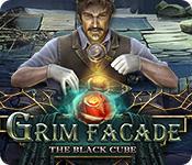 Feature screenshot game Grim Facade: The Black Cube