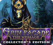 Feature screenshot game Grim Facade: The Message Collector's Edition
