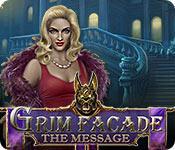 Feature screenshot game Grim Facade: The Message