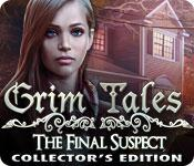 Feature screenshot game Grim Tales: The Final Suspect Collector's Edition