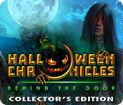 Функция скриншота игры Halloween Chronicles: Behind the Door Collector's Edition