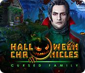 Feature screenshot game Halloween Chronicles: Cursed Family