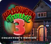 Feature screenshot game Halloween Trouble 3 Collector's Edition