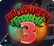 Funzione di screenshot del gioco Halloween Trouble 3