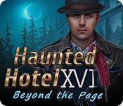 Feature screenshot game Haunted Hotel: Beyond the Page
