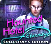 Feature screenshot game Haunted Hotel: Eternity Collector's Edition
