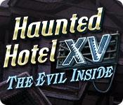 Feature screenshot game Haunted Hotel XV: The Evil Inside