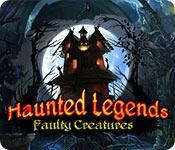 Feature screenshot game Haunted Legends: Faulty Creatures