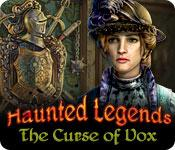 Feature screenshot game Haunted Legends: The Curse of Vox