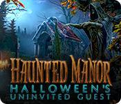 Feature screenshot game Haunted Manor: Halloween's Uninvited Guest