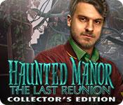 Feature screenshot game Haunted Manor: The Last Reunion Collector's Edition
