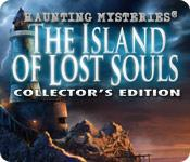 Feature screenshot game Haunting Mysteries: The Island of Lost Souls Collector's Edition