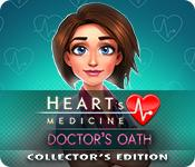 Feature screenshot game Heart's Medicine: Doctor's Oath Collector's Edition