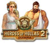Feature screenshot game Heroes of Hellas 2: Olympia