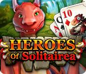 Heroes of Solitairea game play