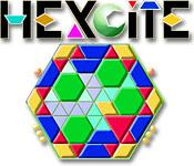Feature screenshot game Hexcite