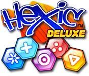 Функция скриншота игры В Hexic Делюкс
