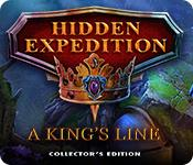 Feature screenshot game Hidden Expedition: A King's Line Collector's Edition