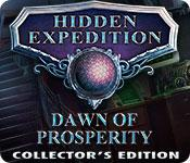 Feature screenshot game Hidden Expedition: Dawn of Prosperity Collector's Edition