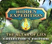 Preview image Hidden Expedition: The Altar of Lies Collector's Edition game