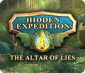 Feature screenshot game Hidden Expedition: The Altar of Lies