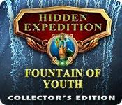 Feature screenshot game Hidden Expedition: The Fountain of Youth Collector's Edition