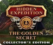 Feature screenshot game Hidden Expedition: The Golden Secret Collector's Edition