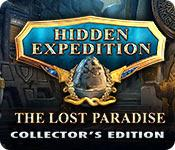 Feature screenshot game Hidden Expedition: The Lost Paradise Collector's Edition