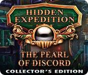Feature screenshot game Hidden Expedition: The Pearl of Discord Collector's Edition