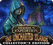 Feature screenshot game Hidden Expedition: The Uncharted Islands Collector's Edition