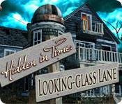 Feature screenshot game Hidden in Time: Looking-glass Lane