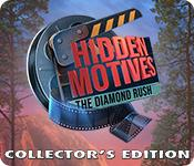 Feature screenshot game Hidden Motives: The Diamond Rush Collector's Edition