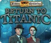 Feature screenshot game Hidden Mysteries: Return to Titanic