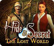 Feature screenshot game Hide and Secret: The Lost World