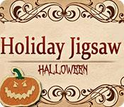 Holiday Jigsaw: Halloween game play