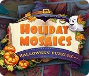 Feature screenshot game Holiday Mosaics Halloween Puzzles