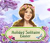 Feature screenshot game Holiday Solitaire Easter