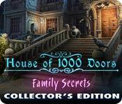Feature screenshot game House of 1000 Doors: Family Secrets Collector's Edition