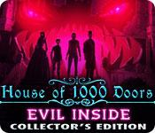 Feature screenshot game House of 1000 Doors: Evil Inside Collector's Edition